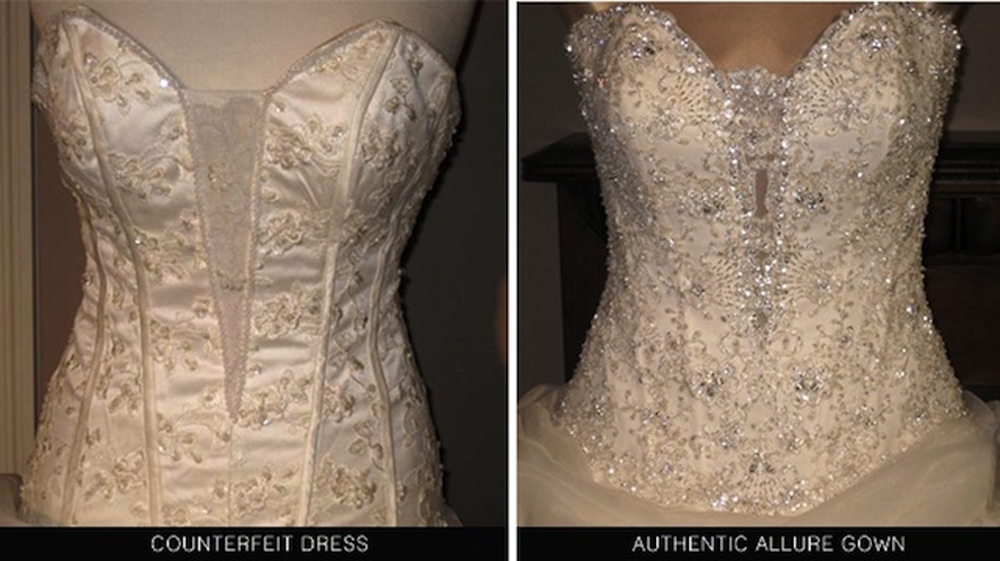 Counterfeit Wedding Dresses – Eskay Bridal