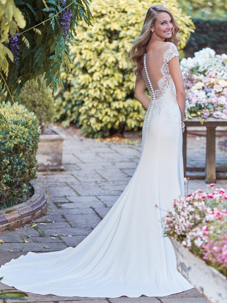 Rebecca Ingram Wedding Dress Naomi 7rw919 Main Eskay Bridal